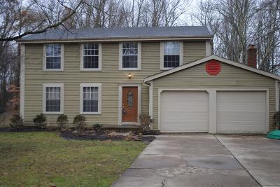 Single Family Home For Sale: 1381 Finch Lane