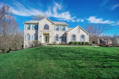 Single Family Home For Sale: 2140 Harcourt Estates Drive