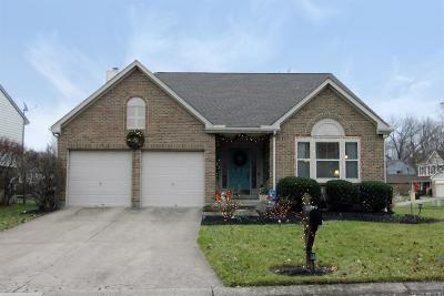 Deerfield Twp. Single Family Home For Sale: 3959 Spring Mill Way