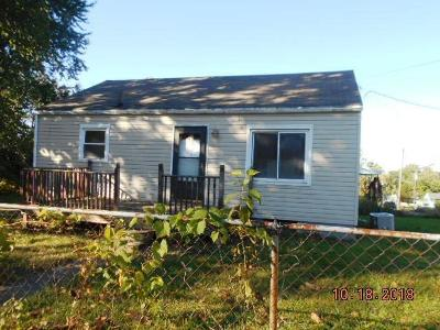 Fairfield Single Family Home For Sale: 1891 Harvard Street