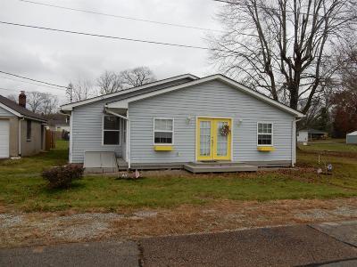 Deerfield Twp. Single Family Home For Sale: 9869 Cedar Drive