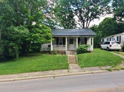 HILLSBORO Single Family Home For Sale: 718 S East Street