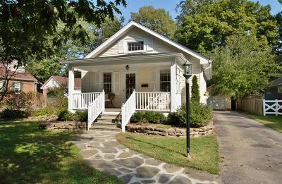 Single Family Home For Sale: 819 Floral Avenue