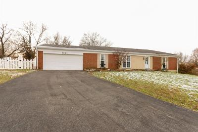 Fairfield Single Family Home For Sale: 5754 Independence Place