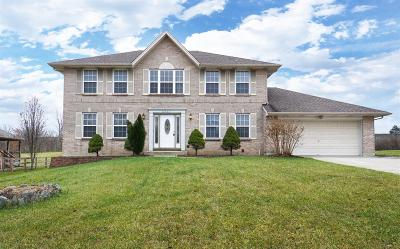 Liberty Twp Single Family Home For Sale: 6367 Glen Hollow Drive