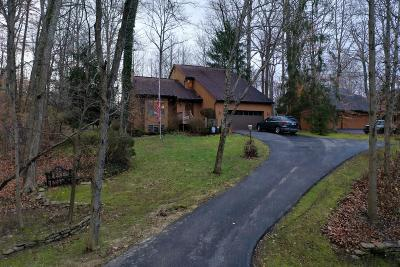 Clermont County Single Family Home For Sale: 3487 Holly Ridge Drive