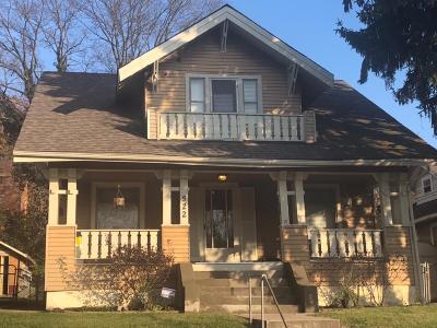 Cincinnati Single Family Home For Sale: 922 Harris Avenue