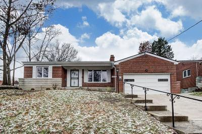 Cincinnati Single Family Home For Sale: 2943 Lafeuille Avenue