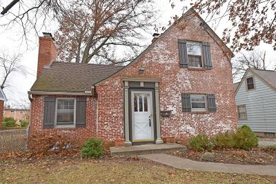 Cincinnati Single Family Home For Sale: 1720 Marquette Avenue