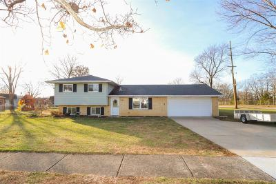 Single Family Home For Sale: 5717 Gray Road