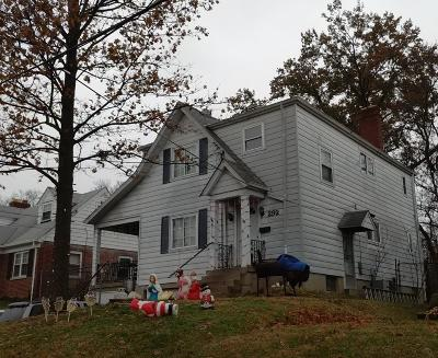 Cincinnati OH Single Family Home For Sale: $65,000
