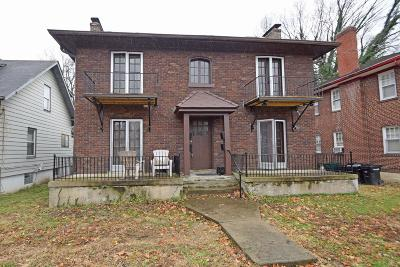 Cincinnati Multi Family Home For Sale: 1207 Ryland Avenue
