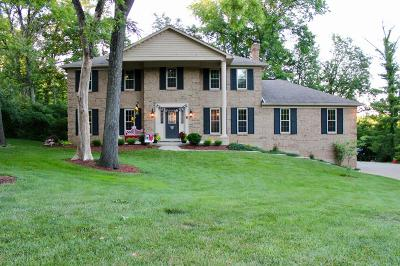 West Chester Single Family Home For Sale: 7464 Sleepy Hollow Drive