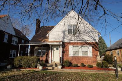 Cincinnati OH Multi Family Home For Sale: $94,900
