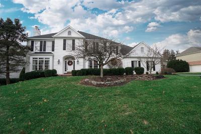Single Family Home For Sale: 9961 Mistymorn Lane
