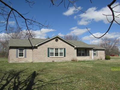 Brown County Single Family Home For Sale: 515 Berlin Cove