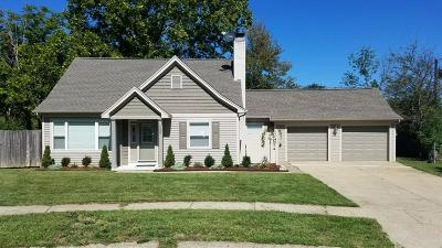 Hamilton Single Family Home For Sale: 1660 Woodview Lane