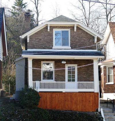 Norwood Single Family Home For Sale: 1745 Hopkins Avenue