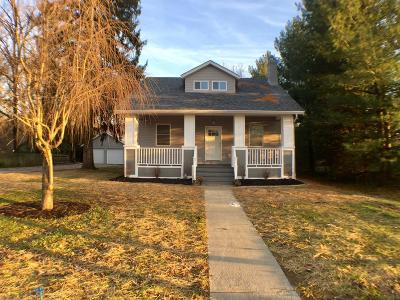 Single Family Home For Sale: 844 Center Street