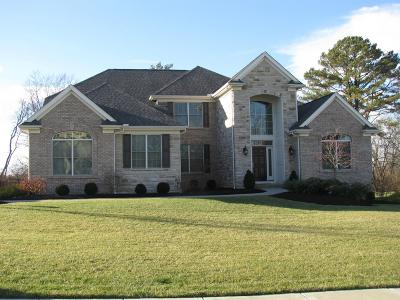 Single Family Home For Sale: 2045 Fox Brook Place
