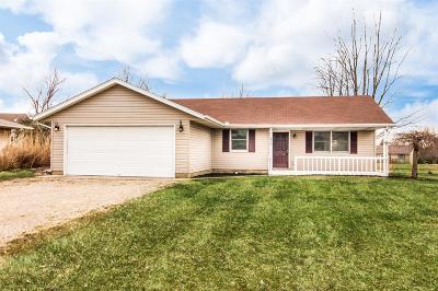 Preble County Single Family Home For Sale: 210 Norseman Drive