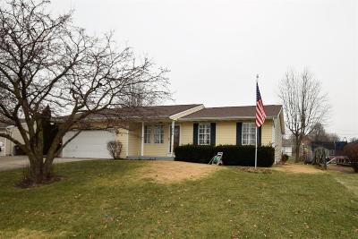 Hamilton County, Butler County, Warren County, Clermont County Single Family Home For Sale: 892 S Main Street