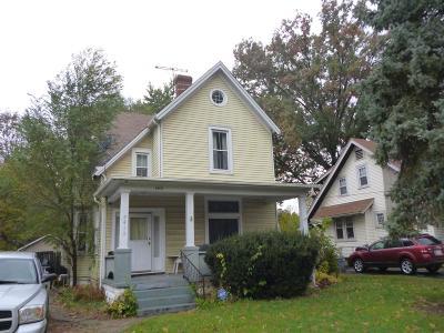 Cincinnati OH Single Family Home For Sale: $119,400