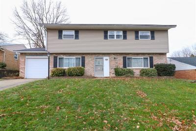 Single Family Home For Sale: 941 Patricia Lane