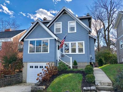 Cincinnati Single Family Home For Sale: 3549 Saybrook Avenue