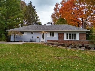 Cincinnati Single Family Home For Sale: 6051 Wayside Avenue