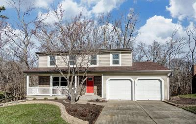 Single Family Home For Sale: 672 Brandy Way