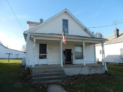 Adams County, Brown County, Clinton County, Highland County Single Family Home For Sale: 405 Columbus Street