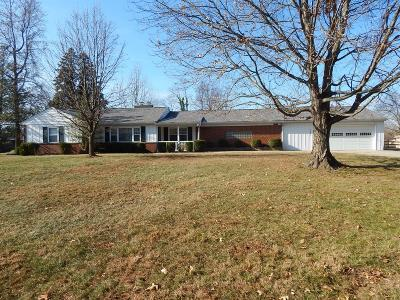 Single Family Home For Sale: 7631 Sagamore Drive