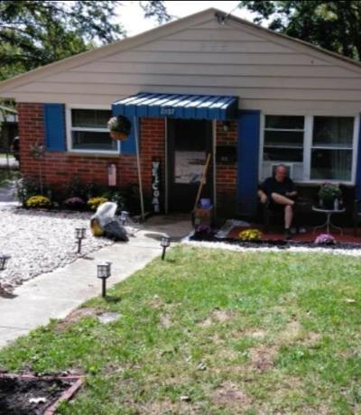 Cincinnati Single Family Home For Sale: 6957 Gracely Drive