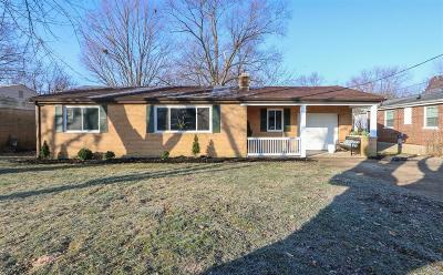 Mason Single Family Home For Sale: 111 Lynnview Drive