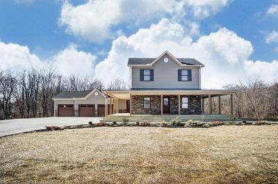 Butler County Single Family Home For Sale: 7783 Elk Creek Road