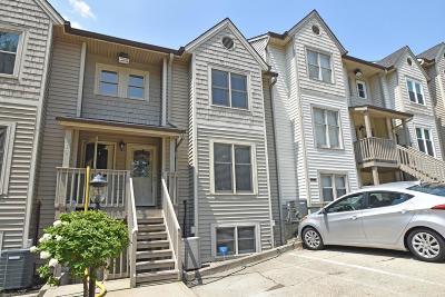 Cincinnati Condo/Townhouse For Sale: 959 Auburnview Drive