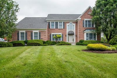 West Chester Single Family Home For Sale: 8631 Beckett Pointe Drive