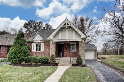 Single Family Home For Sale: 3871 Settle Road
