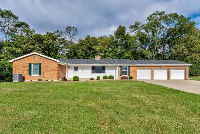 Colerain Twp Single Family Home For Sale: 3150 W Kemper Road