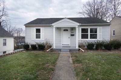 Lebanon Single Family Home For Sale: 607 Franklin Road