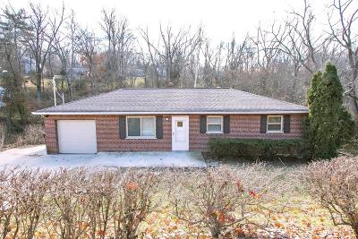 Blue Ash Single Family Home For Sale: 3619 Cooper Road