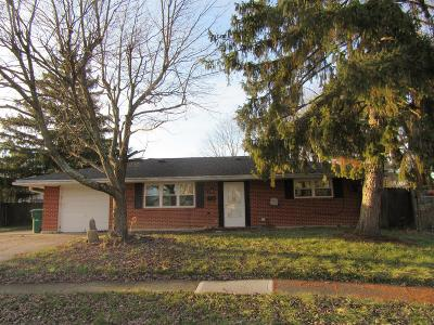Springboro Single Family Home For Sale: 30 Duncan Court