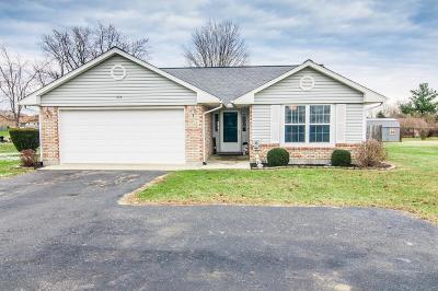 Preble County Single Family Home For Sale: 184 Norseman Drive