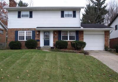 Colerain Twp Single Family Home For Sale: 3825 Eddystone Drive