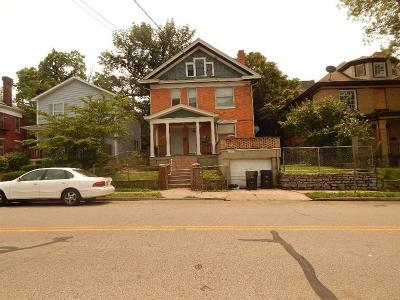 Cincinnati OH Multi Family Home For Sale: $94,900
