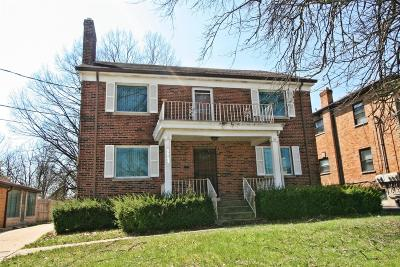 Cincinnati OH Multi Family Home For Sale: $110,000