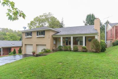 Single Family Home For Sale: 7158 Paddison Road