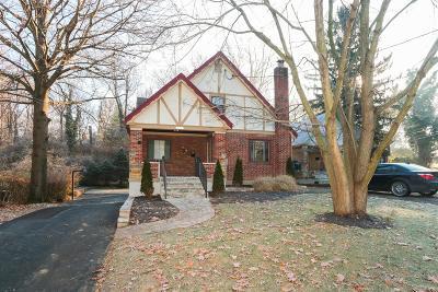 Single Family Home For Sale: 2648 Losantiville Avenue