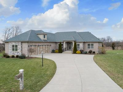 Warren County Single Family Home For Sale: 2238 Estates Court